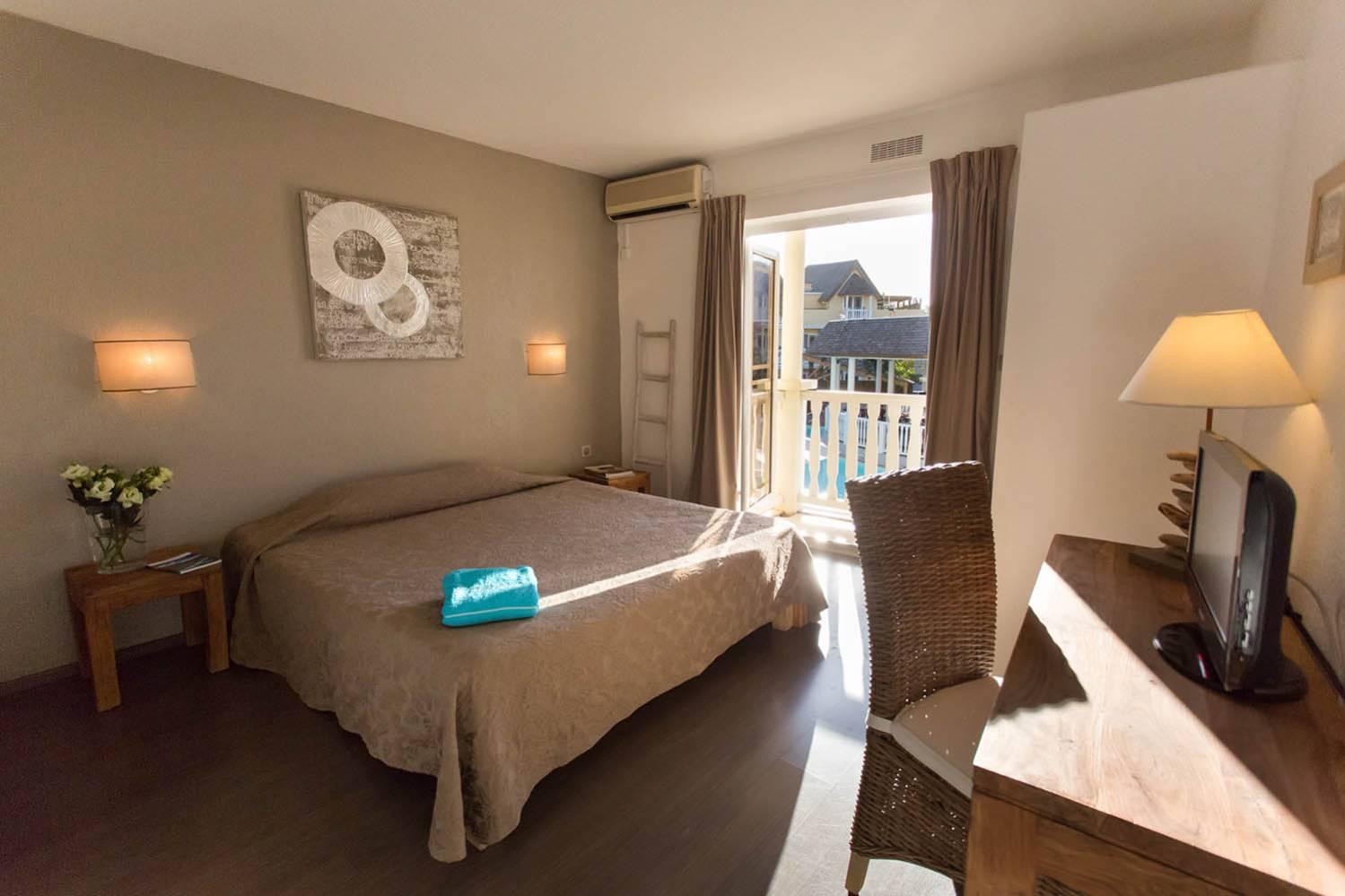 chambre d'hôtel à l'Ile de La Réunion