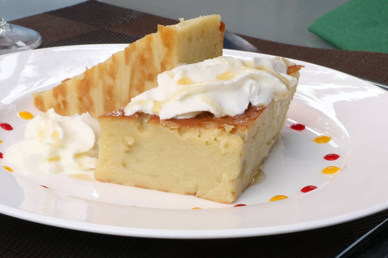 Le gâteau patate est le dessert traditionnel de l'ile de La Réunion 974
