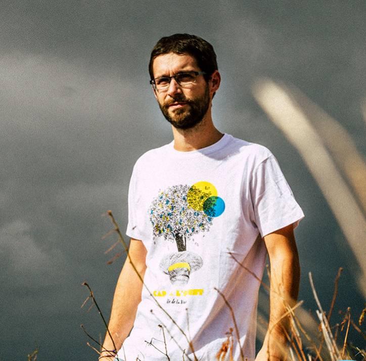 Boutique Ouest La Réunion Cap à l'Ouest T-Shirt Homme