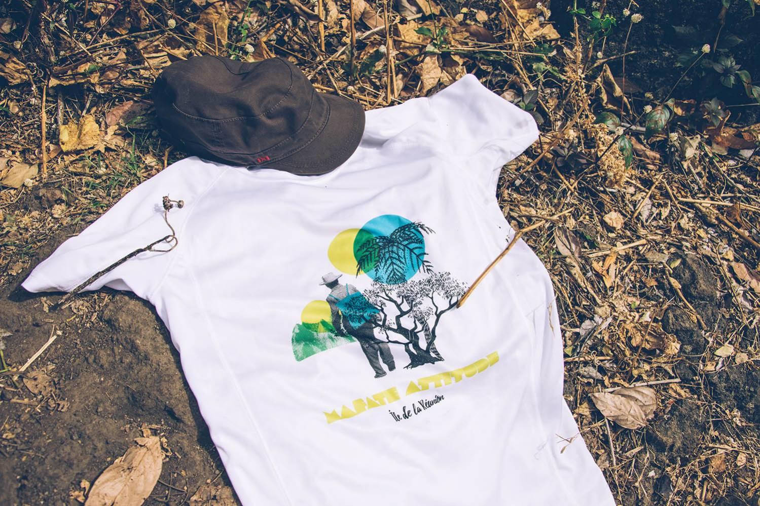 T-Shirt respirant Enfant Mafate Attitude