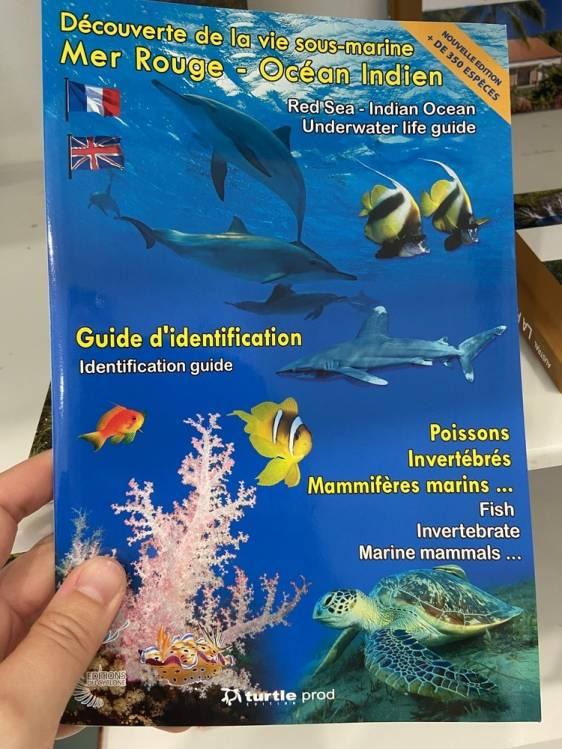 Guide d'identification de la vie sous-marine