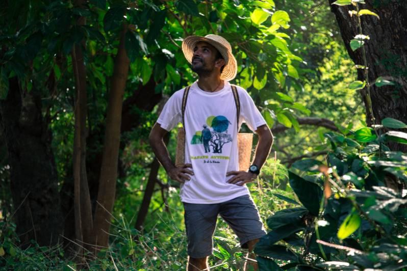Tee-shirt respirant Homme - Mafate Attitude