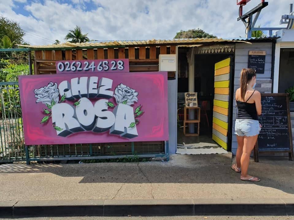 CHEZ ROSA L'Hermitage 974