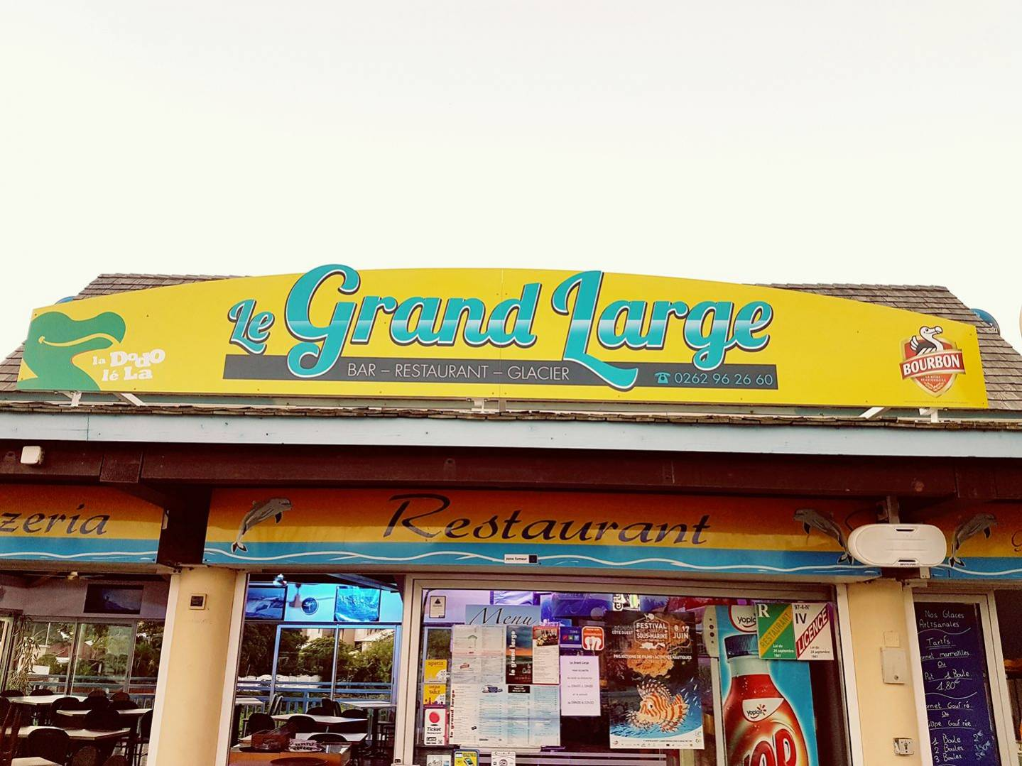 GRAND LARGE (LE) Saint-Gilles 974