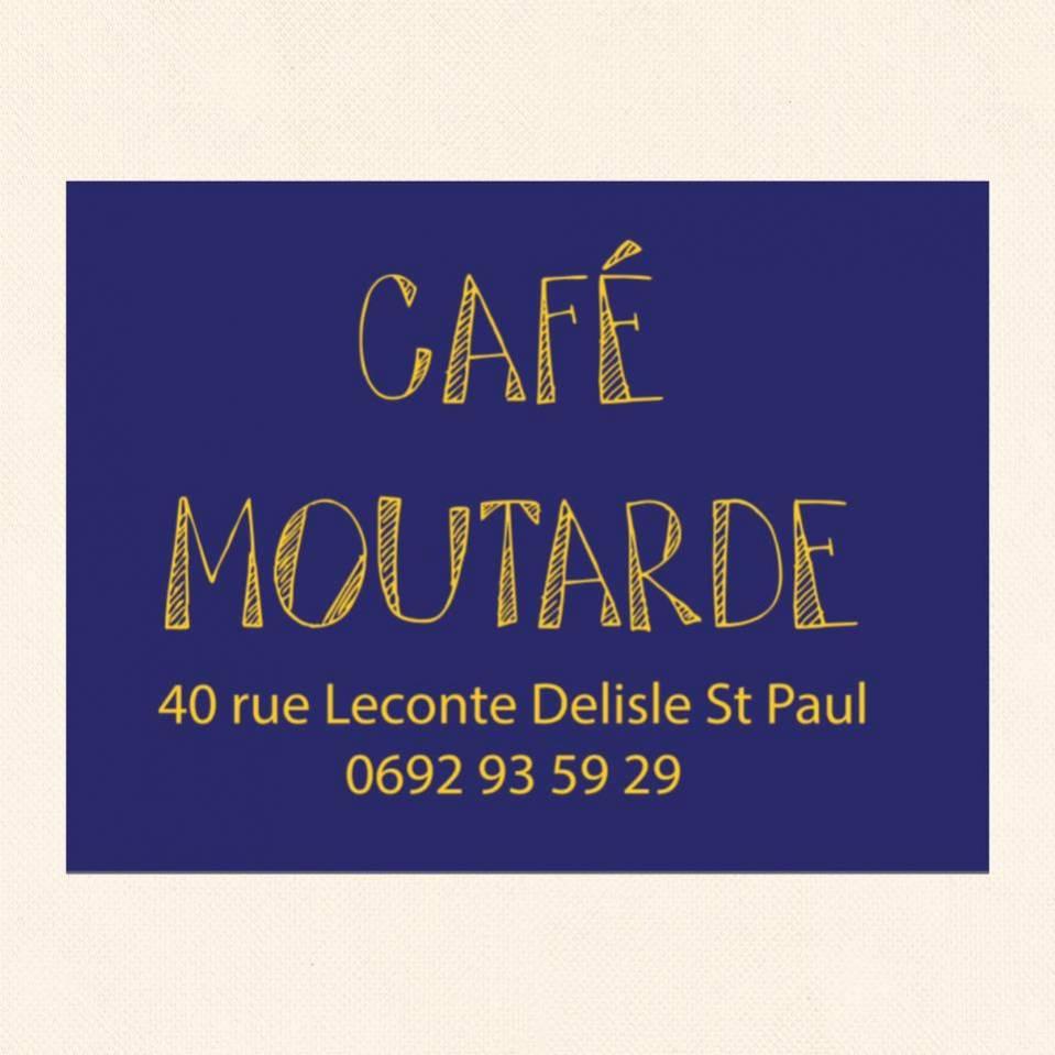 CAFE  MOUTARDE Saint-Paul 974