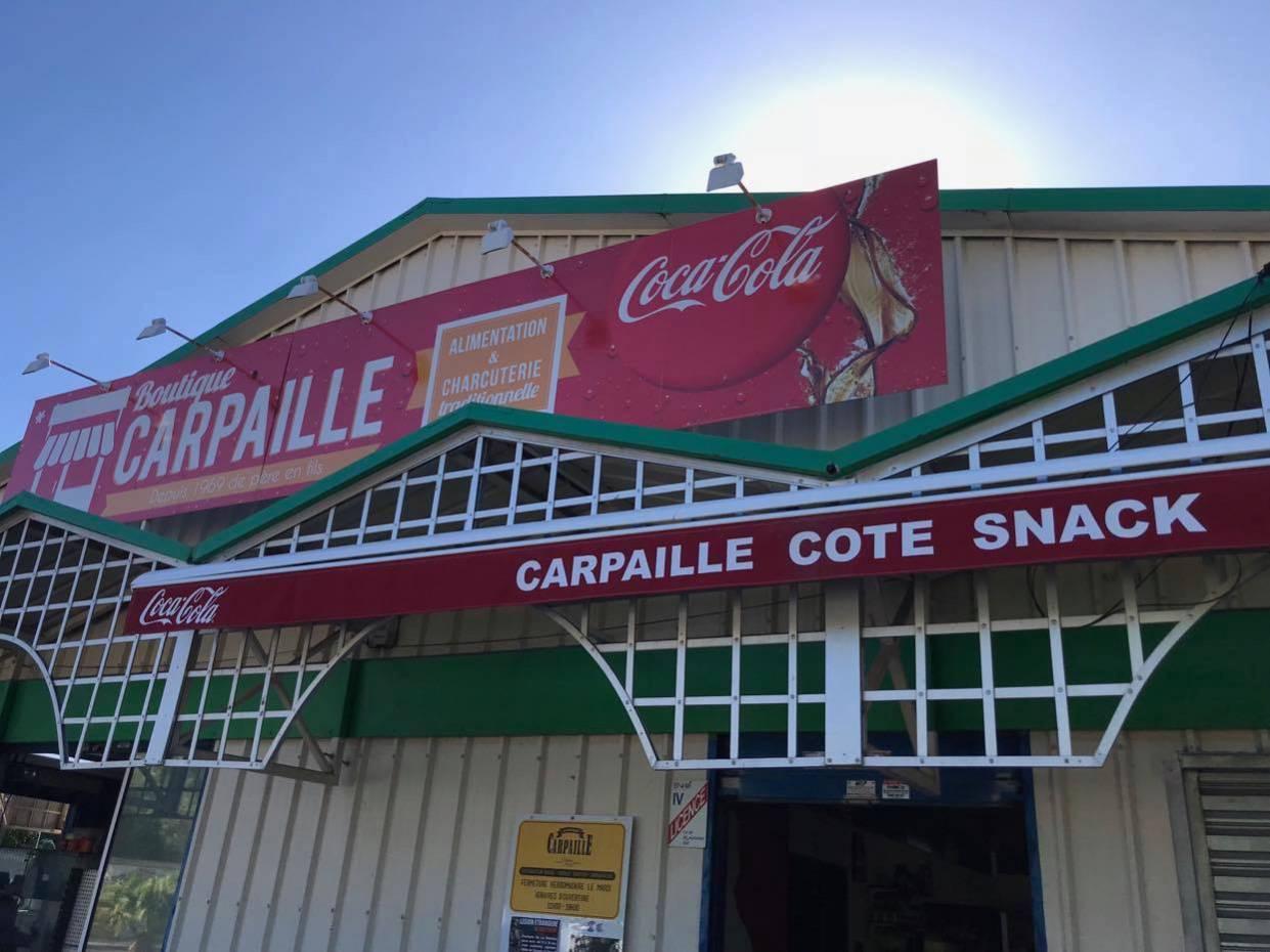 SNACK-BAR CARPAILLE Saint-Gilles 974