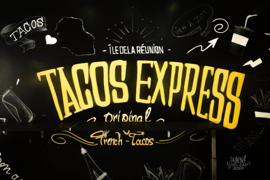 TACOS EXPRESS 974 SAINT LEU REUNION