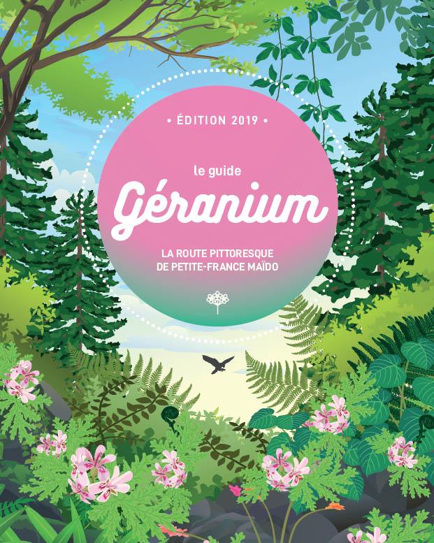 Le Guide Géranium - 2019