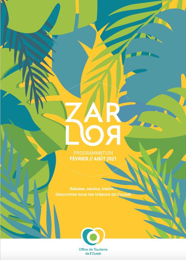 Les Zarlor - Programmation de février à août 2021