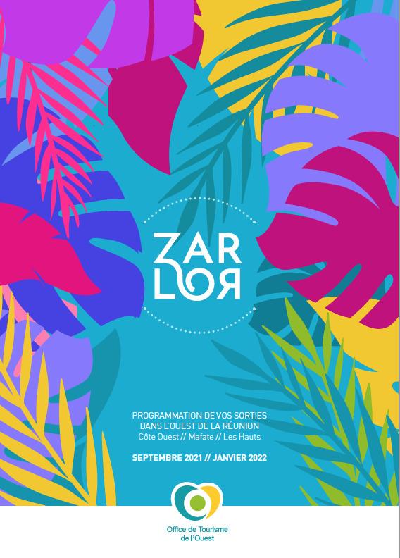Les Zarlor - Programmation de septembre 2021 à janvier 2022