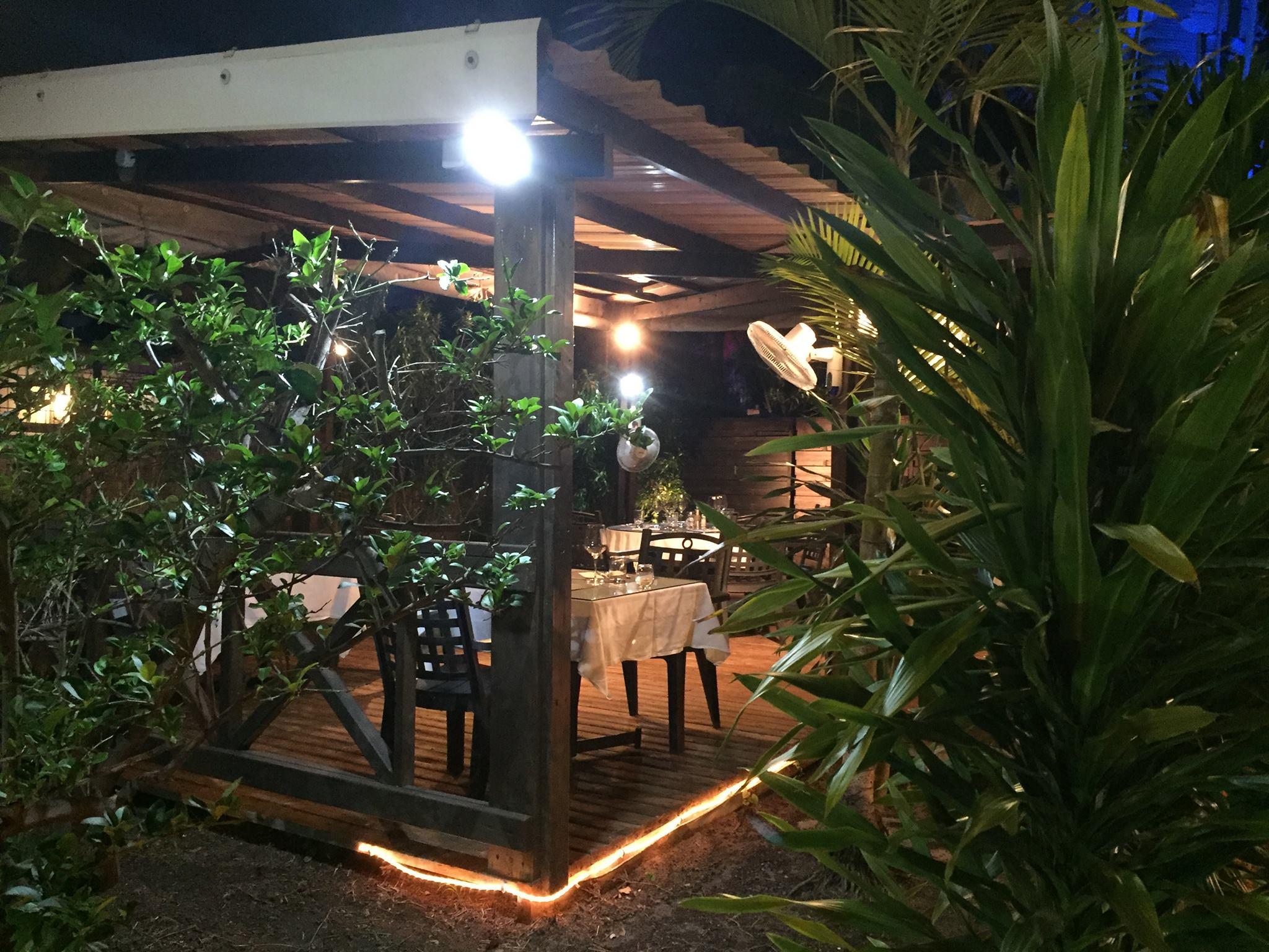 Ouest la r union site officiel de l 39 office de tourisme for Restaurant le jardin des sens