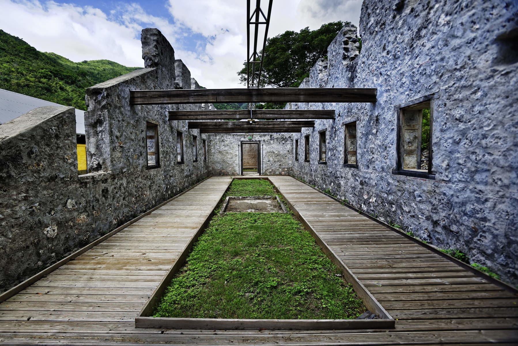 LES LAZARETS DE LA GRANDE CHALOUPE - OUEST La Réunion 974
