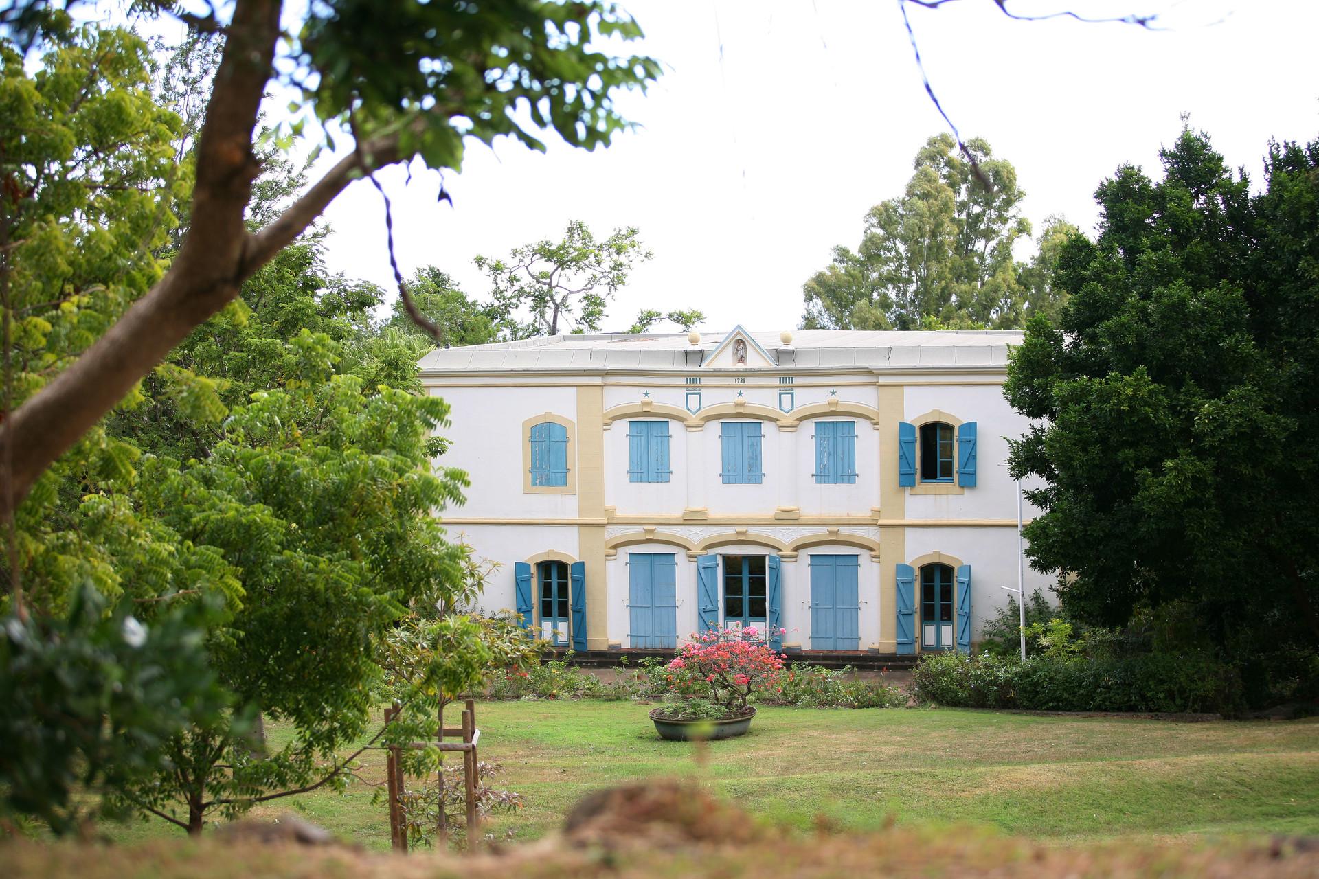 MUSÉE DE VILLÈLE - OUEST La Réunion 974