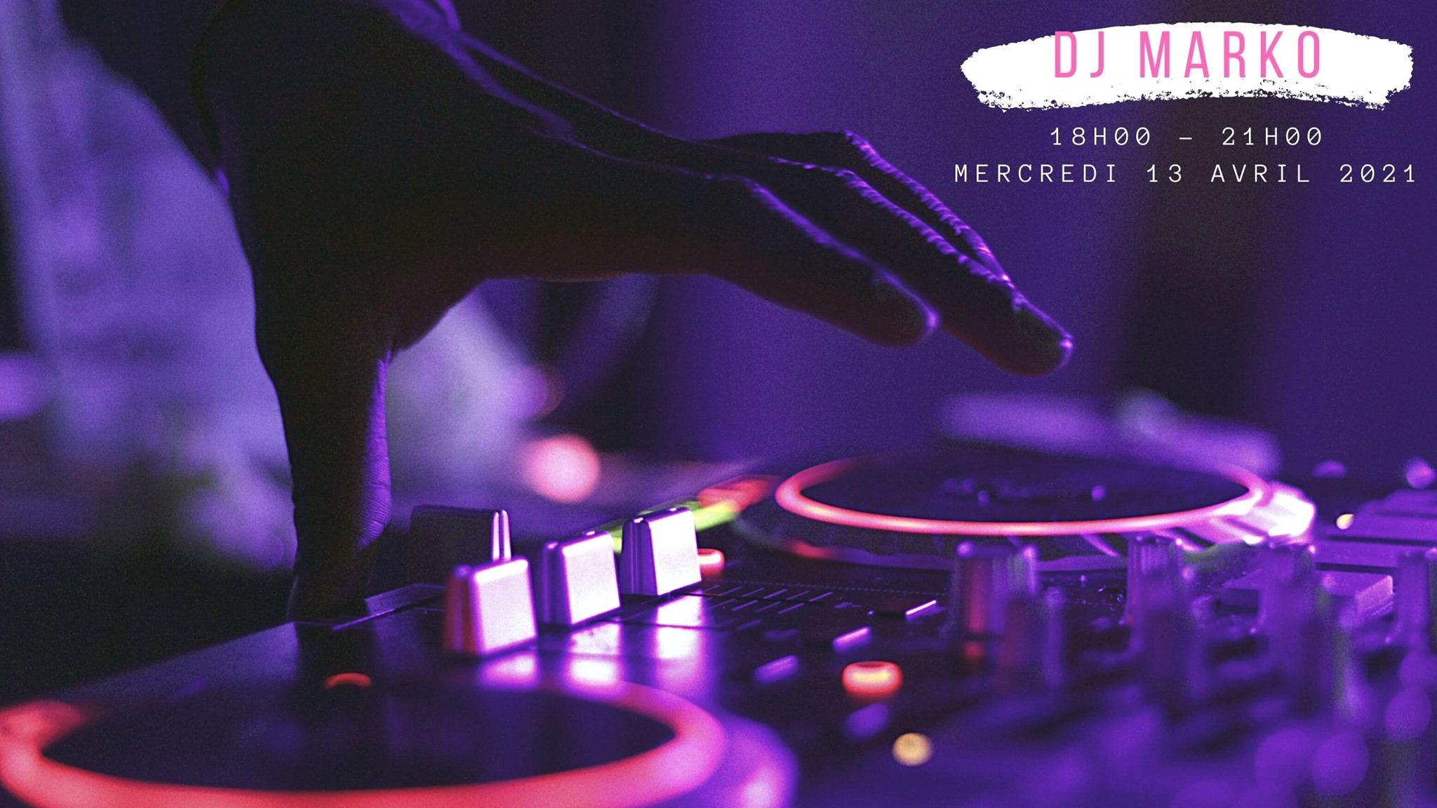 DJ SET MARKO