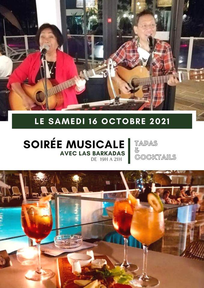 SOIRÉE MUSICALE - LAS BARKADAS