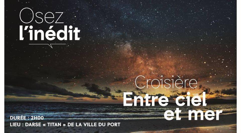 CROISIÈRE ENTRE CIEL ET MER BY FESTIYACHT DE BOURBON