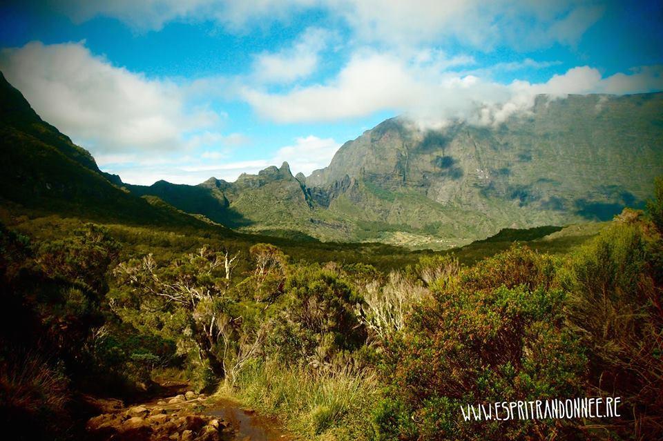 PETITE TRAVERSÉE DE MAFATEMafate, agenda, les randonnées et les visites guidées, Office de Tourisme, Ouest, La Réunion, Ile de La Réunion, 974