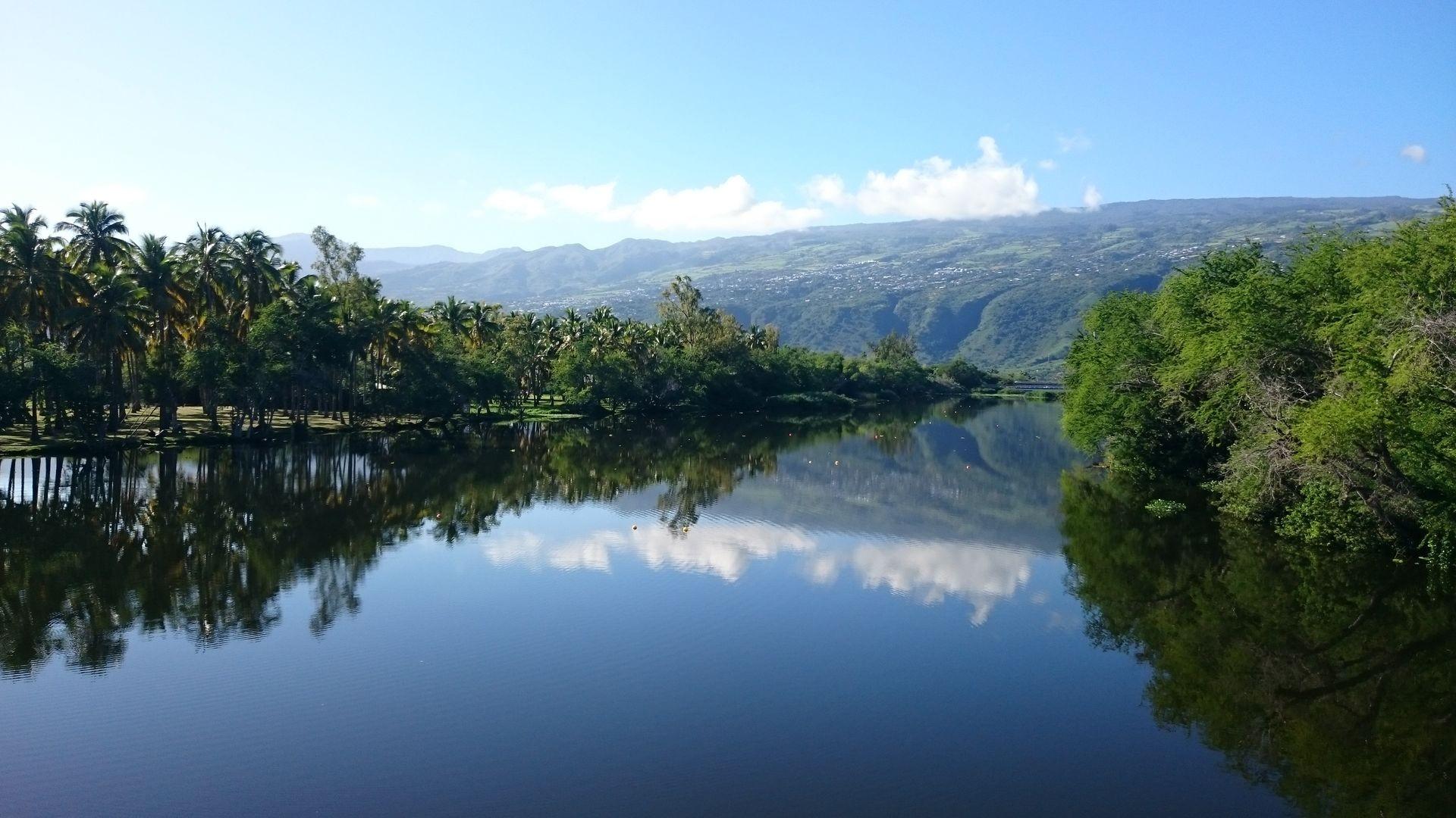 VISITE LIBRE EN KAYAK SUR L'AVAL DE L'ETANGSaint-Paul, agenda, les randonnées et les visites guidées, Office de Tourisme, Ouest, La Réunion, Ile de La Réunion, 974