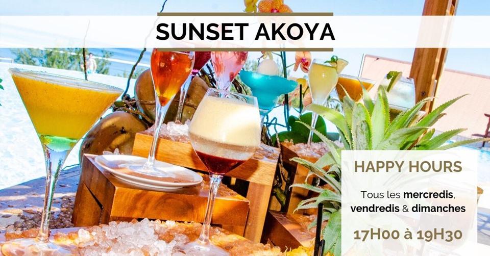 SUNSET AKOYA, hotel st gilles reunion, hotel reunion akoya, hotel akoya st gilles reunionLa Saline-Les-Bains, agenda, Les hôtels s'animent, Office de Tourisme, Ouest, La Réunion, Ile de La Réunion, 974