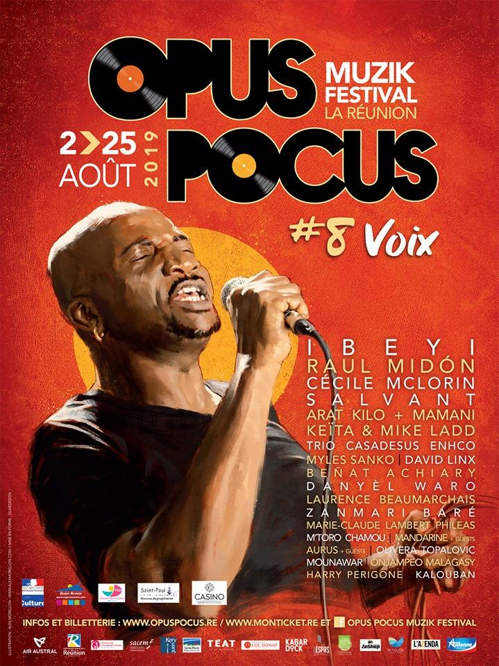 OPUS POCUS MUZIK FESTIVAL #8, Les événements incontournables, Agenda, , Office de Tourisme de La Réunion, Ouest La Réunion 974