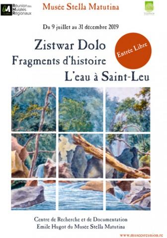 EXPOSITION - ZISTWAR DOLOSaint-Leu, agenda, L'actu des musées, Office de Tourisme, Ouest, La Réunion, Ile de La Réunion, 974
