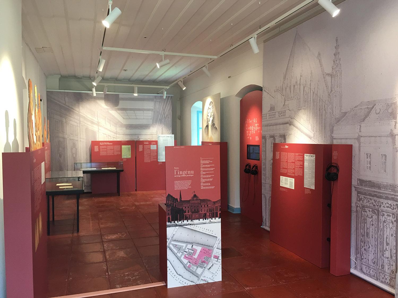 EXPOSITION - L'ÉTRANGE HISTOIRE DE FURCY MADELEINE