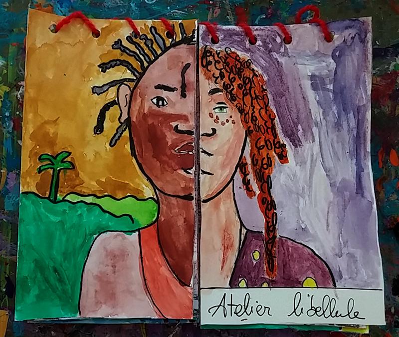 ATELIER LIBELLULE - ATELIER D'ART CRÉATIF POUR ENFANTS DE 5 À 13 ANS