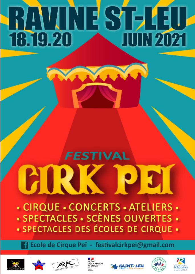 FESTIVAL CIRK PÉI