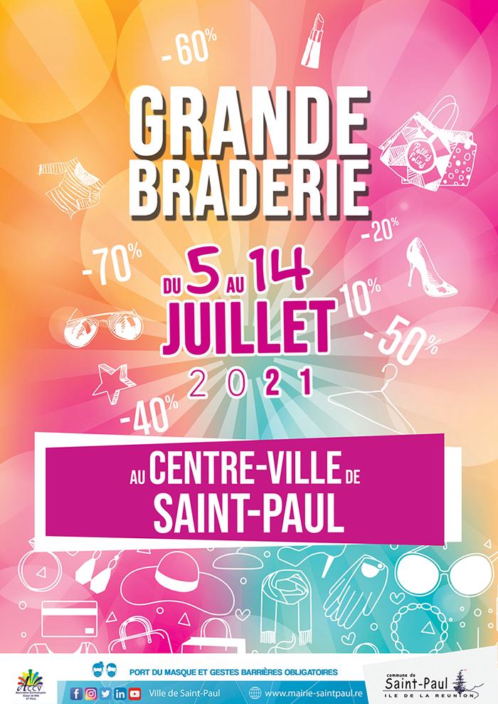 GRANDE BRADERIE DE SAINT-PAUL