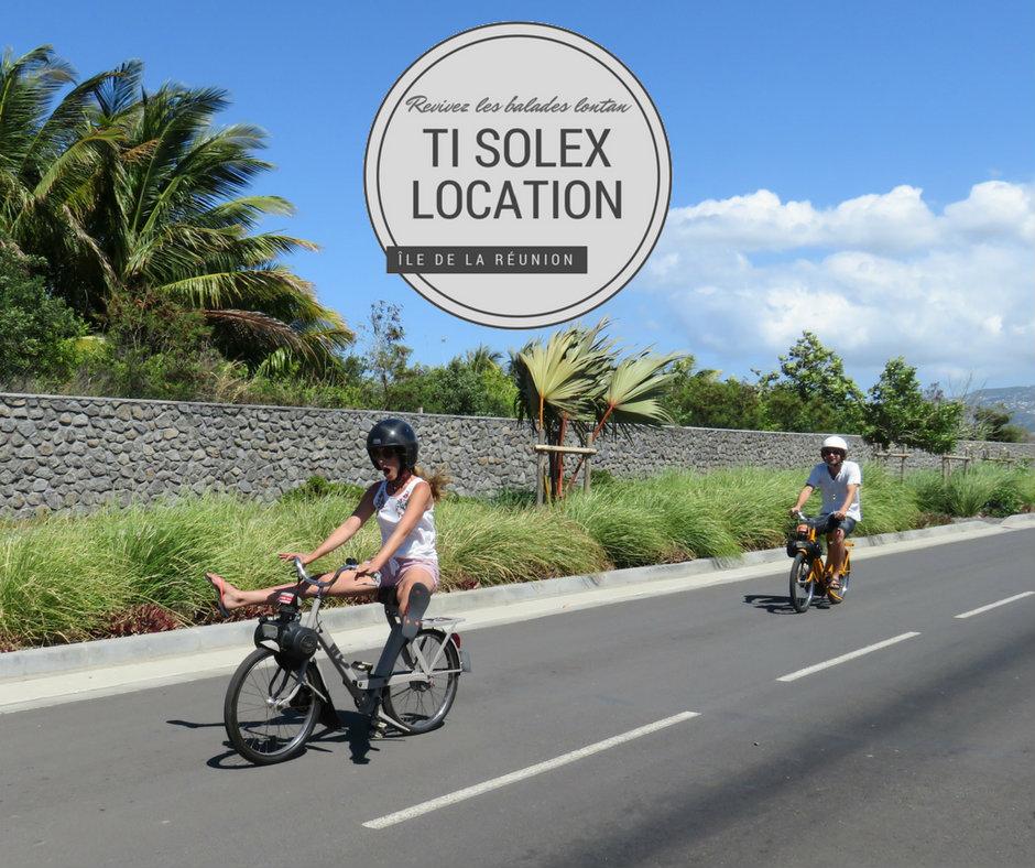 TI SOLEX - Motos - OUEST La Réunion 974