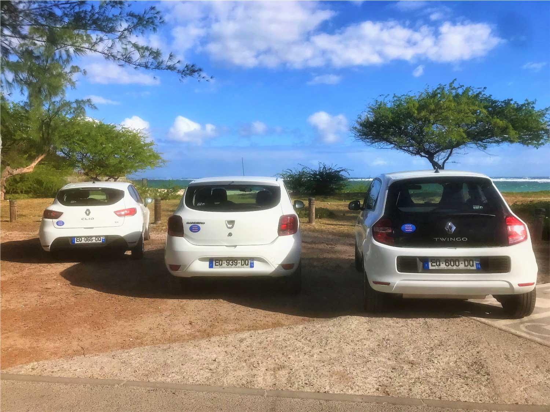 AUSTRAL REUNION LOCATION - VOITURES - Autos - OUEST La Réunion 974