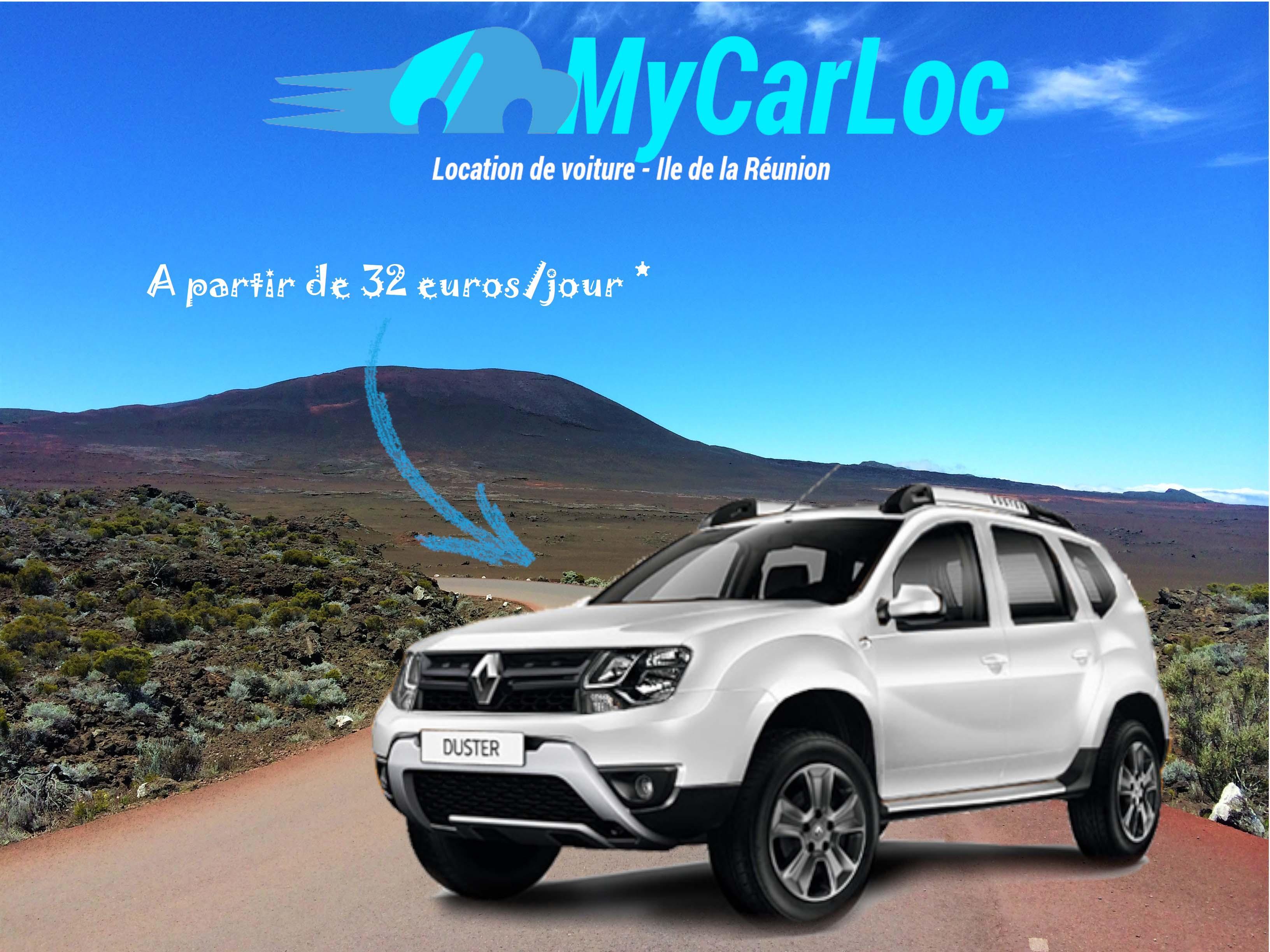 MY CAR LOC - Autos - OUEST La Réunion 974