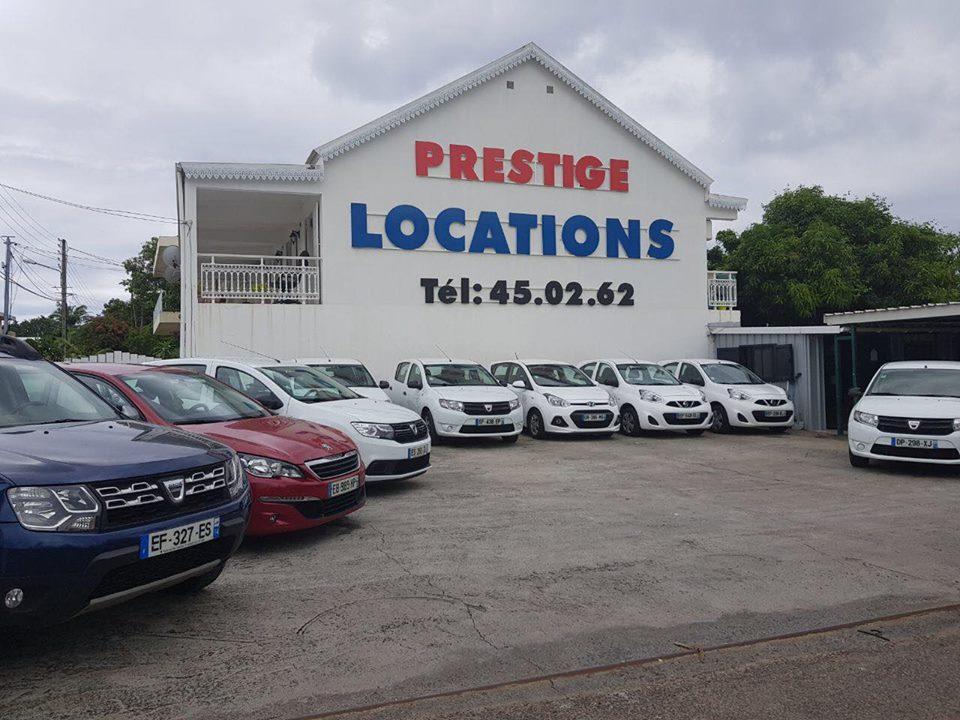 PRESTIGE LOCATION - Autos - OUEST La Réunion 974