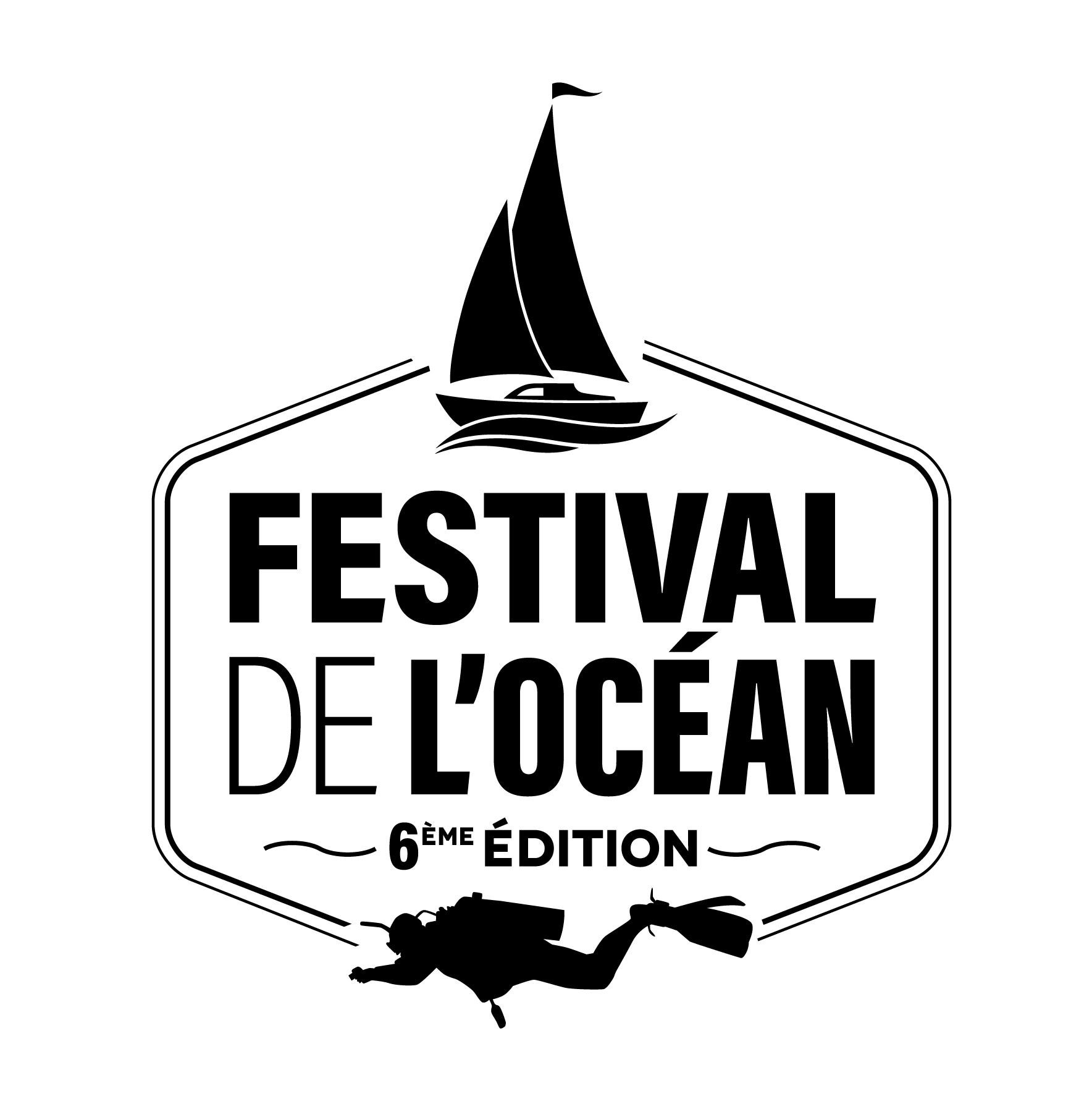 logo Festival de l'océan