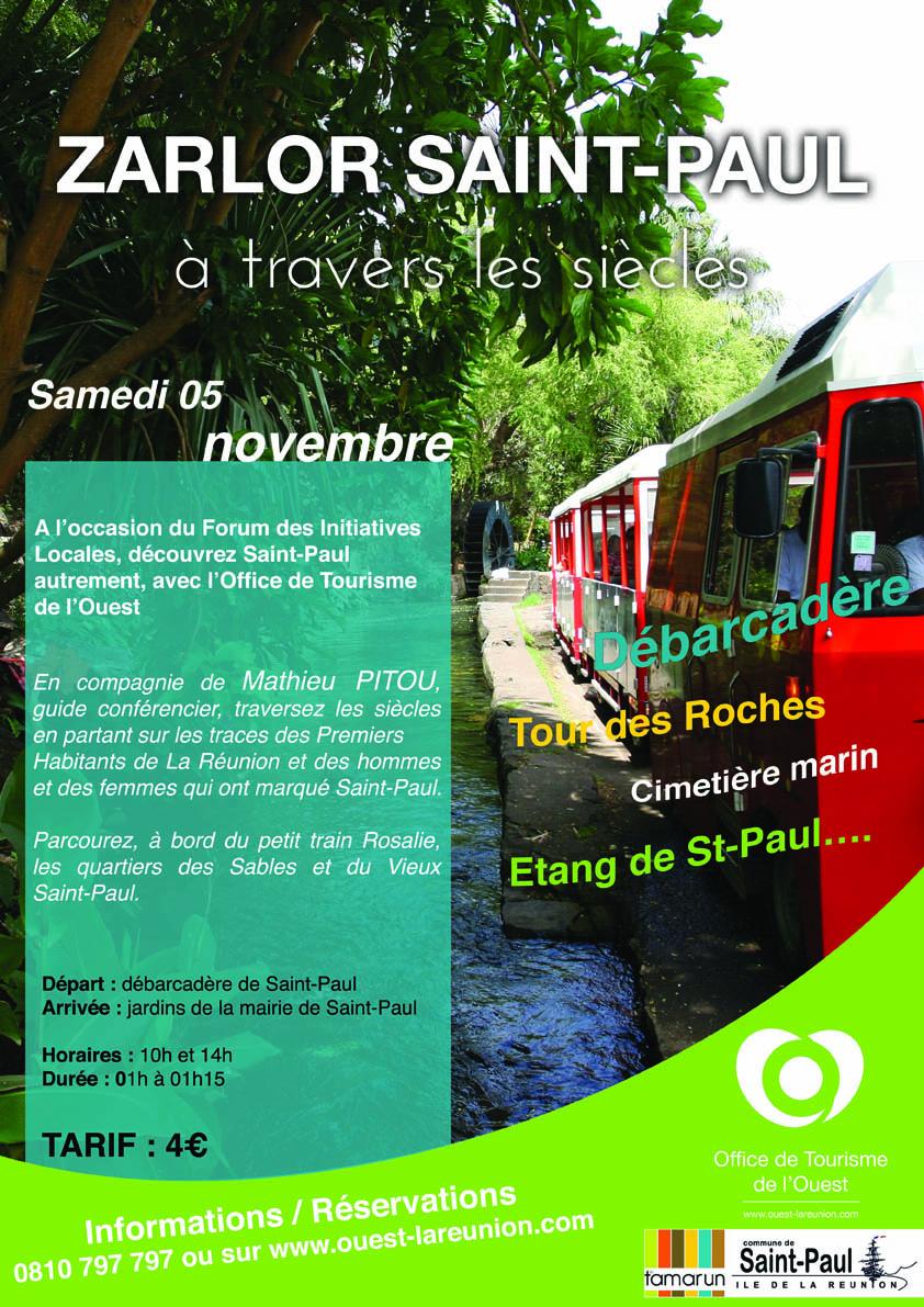 Ouest la r union site officiel de l 39 office de tourisme - Saint paul de fenouillet office de tourisme ...