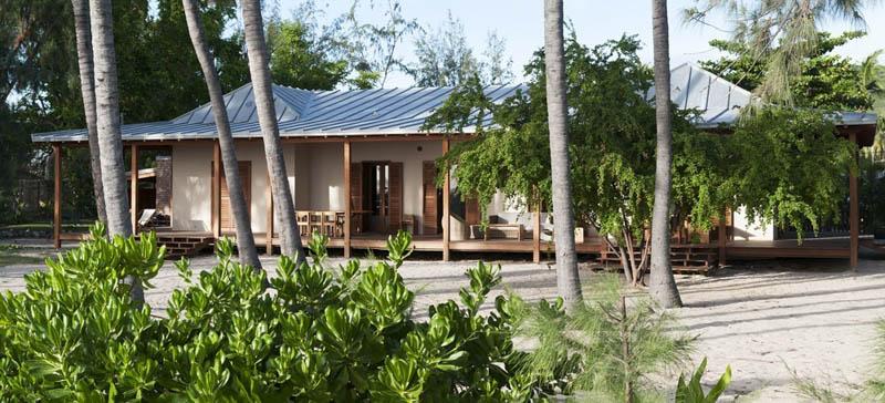 villa pied dans l'eau maison de palmas � la saline-les-bains