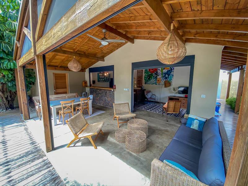 location villa case tilamp tilamp � la saline-les-bains